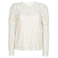 Odjeća Žene  Majice kratkih rukava Cream VIVI LS TSHIRT Bež