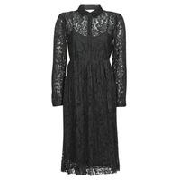 Odjeća Žene  Kratke haljine Cream ALICIA DRESS Crna