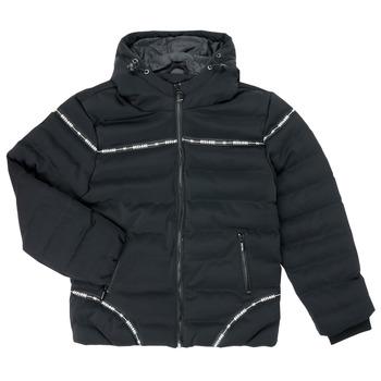 Odjeća Dječak  Pernate jakne Deeluxe HOLYSON Crna