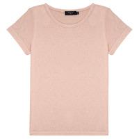Odjeća Djevojčica Majice kratkih rukava Deeluxe GLITTER Ružičasta