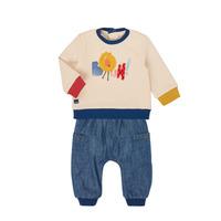 Odjeća Dječak  Dječji kompleti Catimini CR36050-46 Multicolour