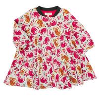 Odjeća Djevojčica Kratke haljine Catimini CR30093-35 Multicolour
