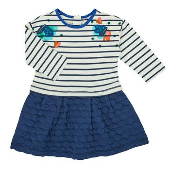 Odjeća Djevojčica Kratke haljine Catimini CR30133-12 Multicolour