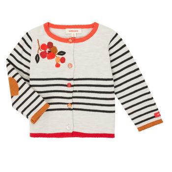 Odjeća Djevojčica Veste i kardigani Catimini CR18003-19 Multicolour