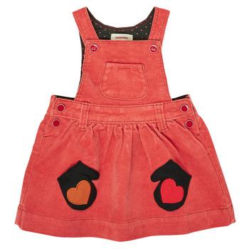 Odjeća Djevojčica Kratke haljine Catimini CR31003-67 Red