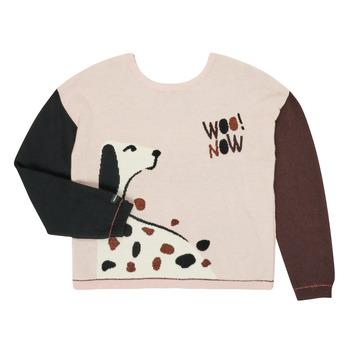 Odjeća Djevojčica Puloveri Catimini CR18115-34-J Multicolour