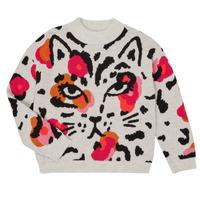 Odjeća Djevojčica Puloveri Catimini CR18035-11 Multicolour
