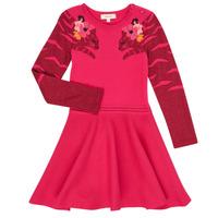 Odjeća Djevojčica Kratke haljine Catimini CR30085-35 Ružičasta