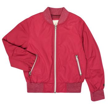 Odjeća Djevojčica Kratke jakne Catimini CR41015-85 Bordo