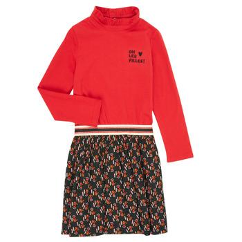 Odjeća Djevojčica Kratke haljine Catimini CR30035-38-C Multicolour