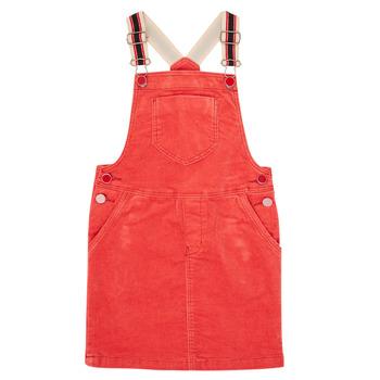 Odjeća Djevojčica Kratke haljine Catimini CR31025-67-C Red