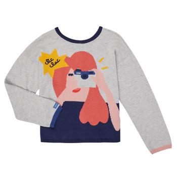 Odjeća Djevojčica Veste i kardigani Catimini CR18055-21-C Multicolour