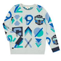 Odjeća Dječak  Puloveri Catimini CR18034-23-C Multicolour