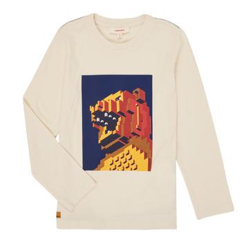 Odjeća Dječak  Majice dugih rukava Catimini CR10064-17-C Bijela