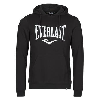 Odjeća Muškarci  Sportske majice Everlast BASIC-HOODED-TAYLOR Crna