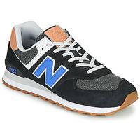 Obuća Muškarci  Niske tenisice New Balance 574 Crna / Blue