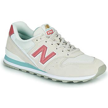 Obuća Žene  Niske tenisice New Balance 996 Bež / Ružičasta