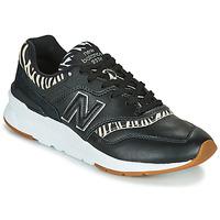 Obuća Žene  Niske tenisice New Balance 997 Crna