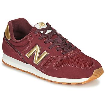 Obuća Žene  Niske tenisice New Balance 373 Bordo