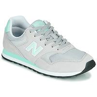 Obuća Žene  Niske tenisice New Balance 393 Siva