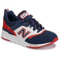 Obuća Dječak  Niske tenisice New Balance 997 Blue / Bijela / Red