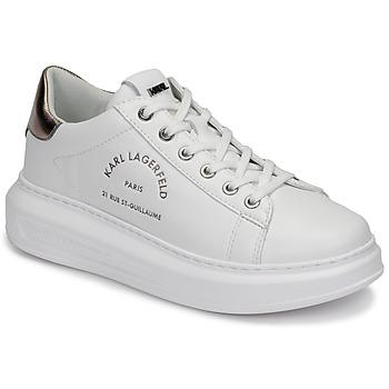 Obuća Žene  Niske tenisice Karl Lagerfeld KAPRI Maison Karl Lace Bijela
