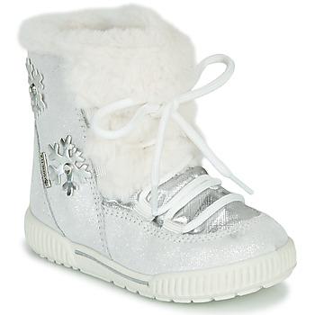 Obuća Djevojčica Čizme za snijeg Primigi RIDE 19 GTX Srebrna