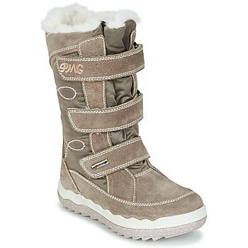 Obuća Djevojčica Čizme za snijeg Primigi FROZEN GTX Bež / Smeđa
