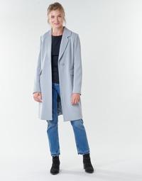 Odjeća Žene  Kaputi Benetton 2AMH5K2R5 Siva