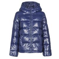 Odjeća Žene  Pernate jakne Benetton 2EO0536G3 Blue