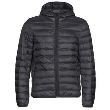 Odjeća Muškarci  Pernate jakne Benetton 2BA253EU8 Crna