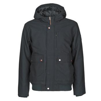 Odjeća Muškarci  Kratke jakne Quiksilver BROOKS M JCKT KVJ0 Crna