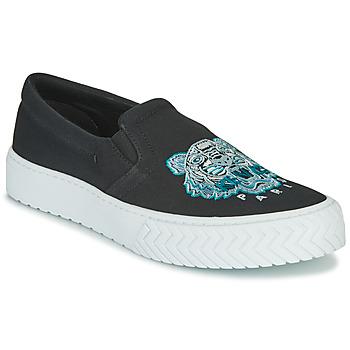 Obuća Žene  Slip-on cipele Kenzo K SKATE Crna