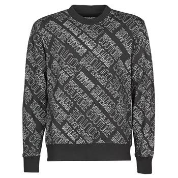 Odjeća Muškarci  Sportske majice Versace Jeans Couture B7GZB7F5 Crna