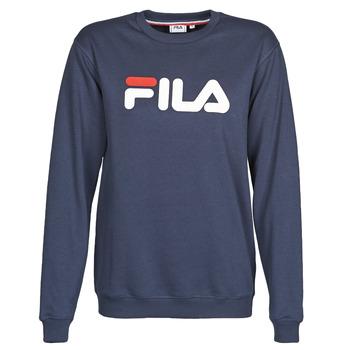 Odjeća Sportske majice Fila PURE Crew Sweat Blue / Zagasita