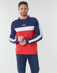 Odjeća Muškarci  Sportske majice Fila CREW SWEATER Blue / Bijela / Red