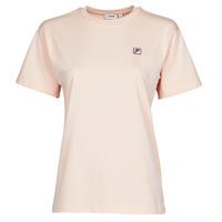 Odjeća Žene  Majice kratkih rukava Fila 682319 Ružičasta