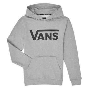 Odjeća Djeca Sportske majice Vans VANS CLASSIC PO Siva