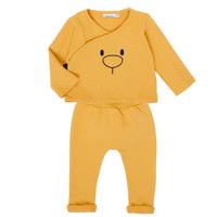Odjeća Djevojčica Dječji kompleti Noukie's Z050377 Žuta