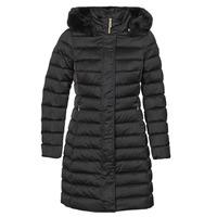 Odjeća Žene  Pernate jakne Geox BETTANIE Crna