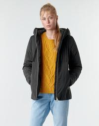 Odjeća Žene  Parke Geox MYRIA Crna