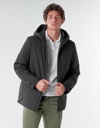 Odjeća Muškarci  Kratke jakne Geox CLINDFORD Crna