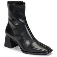 Obuća Žene  Gležnjače Vagabond Shoemakers HEDDA Crna