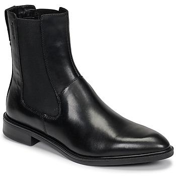 Obuća Žene  Polučizme Vagabond Shoemakers FRANCES Crna