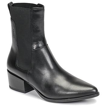 Obuća Žene  Gležnjače Vagabond Shoemakers MARJA Crna