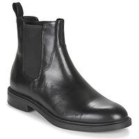 Obuća Žene  Polučizme Vagabond Shoemakers AMINA Crna