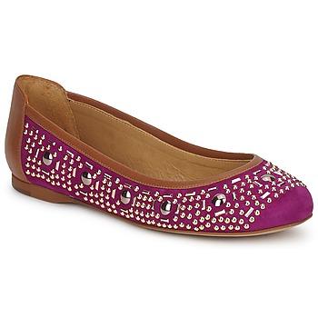 Obuća Žene  Balerinke i Mary Jane cipele Zinda ROMY Ljubičasta