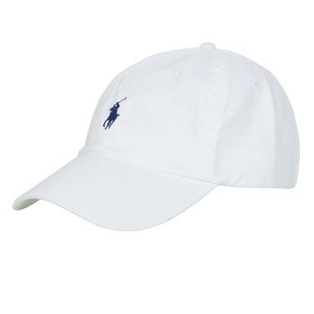 Tekstilni dodaci Muškarci  Šilterice Polo Ralph Lauren COTTON CHINO SPORT CAP Bijela