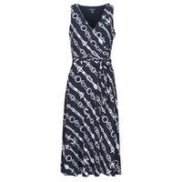 Odjeća Žene  Duge haljine Lauren Ralph Lauren CARANA Blue