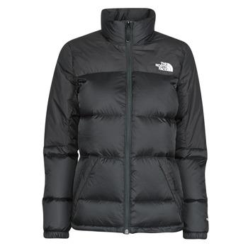Odjeća Žene  Pernate jakne The North Face W DIABLO DOWN JACKET Crna